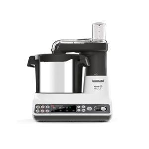 KENWOOD - Robot multifonction cuiseur kCook Multi CCL405WH Blanc/Gris