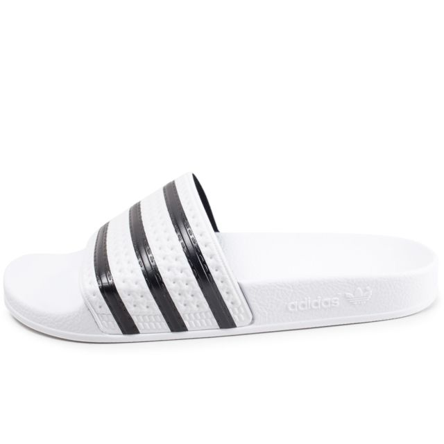 adidas original blanche et noir
