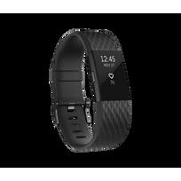 Charge 2 Noir - Bracelet Taille S