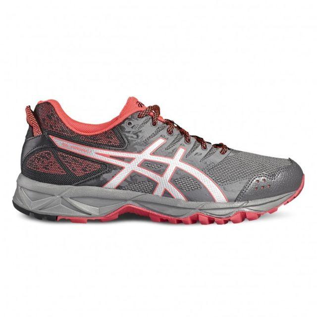 Asics - Gel Sonoma 3 Lady - pas cher Achat   Vente Chaussures running -  RueDuCommerce c647fc570f5