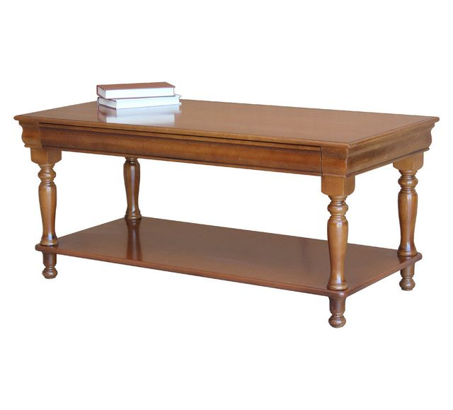 Arteferretto Table basse de style Louis Philippe