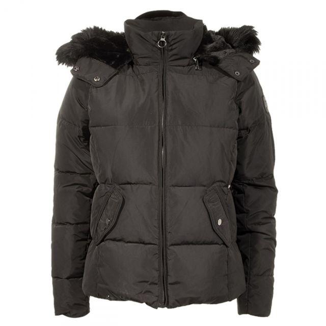 size 40 2ce82 6f232 Only - Doudoune OnlRhoda Down Jacket Black h17 - pas cher Achat   Vente  Blouson femme - RueDuCommerce