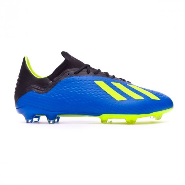 Adidas X 18.2 FG pas cher Achat Vente Chaussures foot