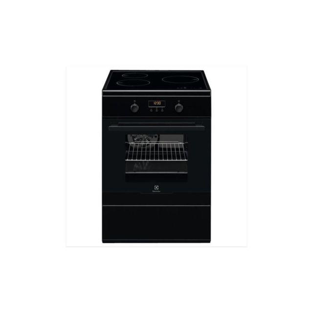 Electrolux Eki66700ok - Cuisiniere Table Induction-3 Foyers- Commandes Tactiles - Four Electrique-pyrolyse-chaleur Pulsee-54l-pr