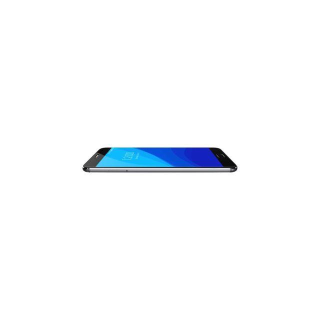 Auto-hightech Smartphone 4+32Go 5,5 pouces Helio X27 2,6 Ghz Android 6.0 Déca Core 4G - Gris