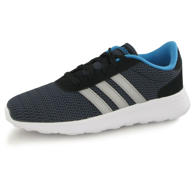 Adidas Neo Lite Racer gris, baskets mode homme pas cher