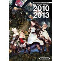 Kurokawa - bravely default design works ; the art of bravely 2010-2013