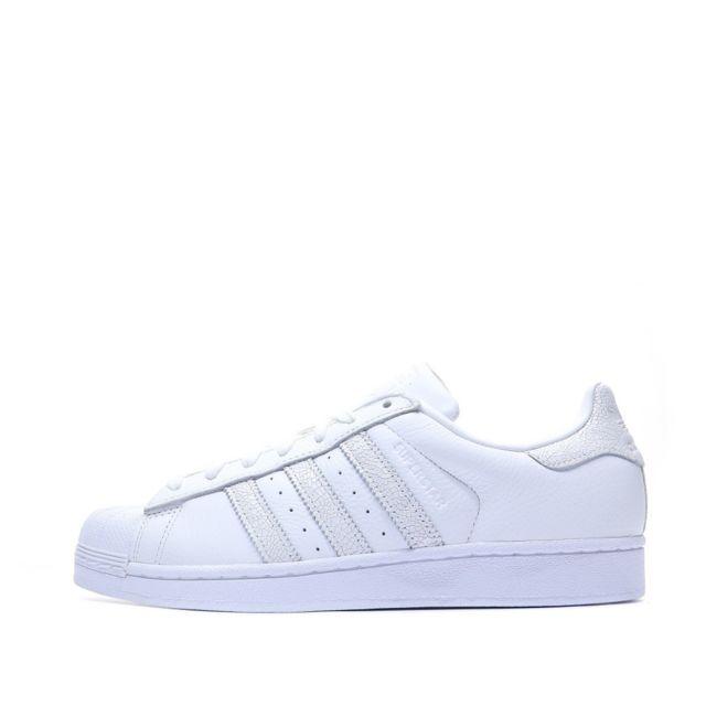 Adidas Superstar Baskets Blanc GarçonHomme Multicouleur
