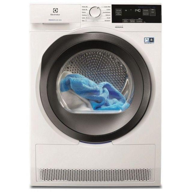 electrolux s che linge frontal ew 8 h 3823 ra condensation pompe chaleur a 8 kg. Black Bedroom Furniture Sets. Home Design Ideas