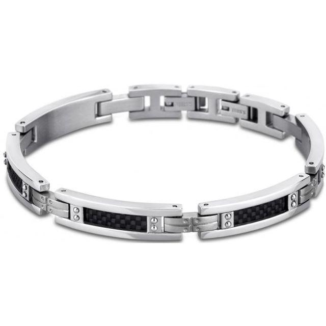 sélection premium 8ded3 c9f67 Lotus - Bracelet Style Ls1650-2-1 - Bracelet Acier Tressé ...