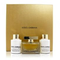 Dolce & Gabbana - Dg Dolce Gabbana The One Eau De Parfum 75Ml Vapo, + Gel + Lait Corporel 100Ml 100Ml