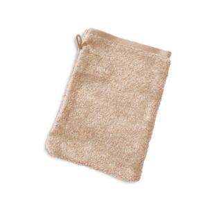 linnea gant de toilette 16x21 cm pure beige 550 g m2 pas cher achat vente gants de. Black Bedroom Furniture Sets. Home Design Ideas
