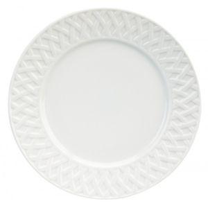 deshoulieres les 6 assiettes plate 26 5 cm louisiane. Black Bedroom Furniture Sets. Home Design Ideas
