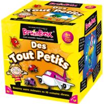 The Green Board Game Co - Jeux de société - Brainbox des Tout Petits