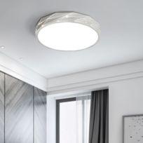 Wewoo   Lampe Suspendue Luminaire Salon De Plafond Ultra Mince Grande Roue  Personnalité Géométrique Créatrice