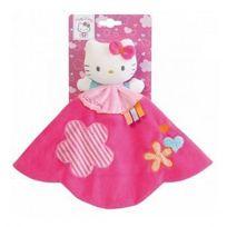 """Hello Kitty - Doudou Plat pour Fille - Modèle """"Baby Tonic"""