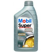 Mobil - Huile Moteur Super 3000 X1 5W40 - Bidon de 1 L