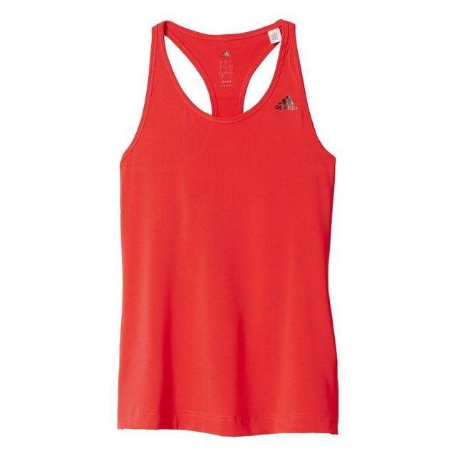 Adidas - Débardeur femme basic solid tan