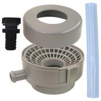 BELLIJARDIN - Kit de connexion chéneau avec filtre, tuyau, raccord - 0918