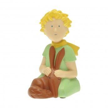 Le Petit Prince Figurine Collection et le Renard