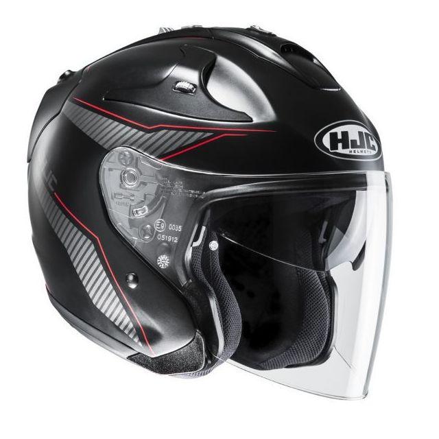 Открытый мотошлем HJC FG-JET DUKAS MC4H - купить в Москве