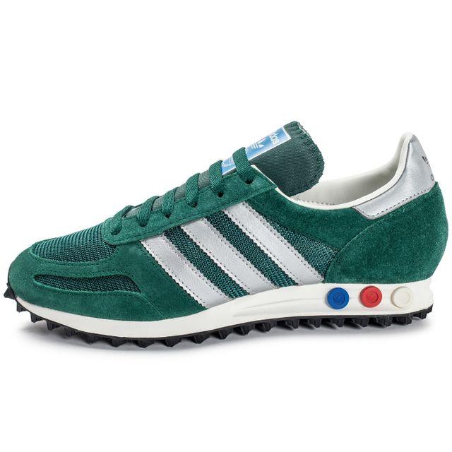 76308d2960293 Adidas originals - La Trainer Og Verte - pas cher Achat   Vente ...