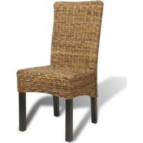 Chaise En Abaca