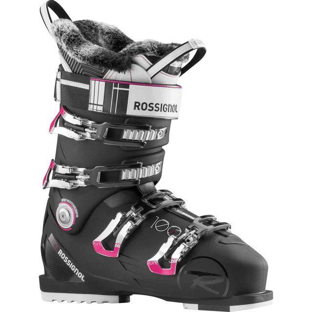 Rossignol - Chaussures De Ski Pure Pro 100 Noir Femme