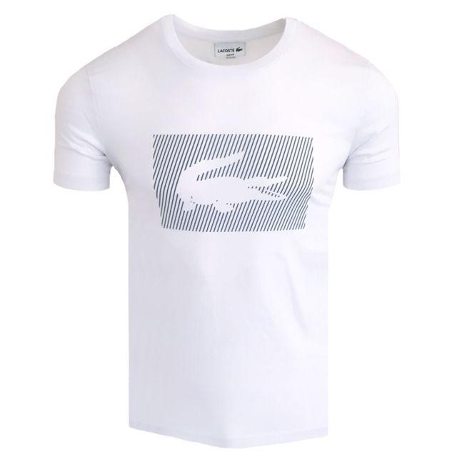 T-shirt homme T-shirt 0804 blanc