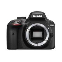 NIKON - appareil photo reflex - d3400 nu