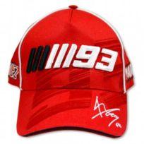 Marquez 93 - Cap 04 Red Mm93
