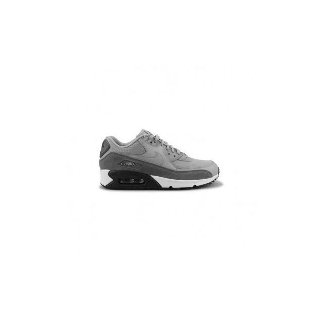 cheaper 650e6 e08a4 Nike - Air Max 90 - 325213-045 - Age - Adulte, Couleur - Gris, Genre - Femme,  Taille - 36,5 - pas cher Achat  Vente Chaussures basket - RueDuCommerce