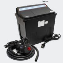 Aqua Occaz - Kit de Filtration avec Uv pour bassin de jardin : 4 m