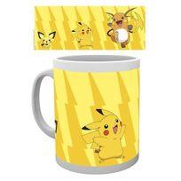 Pyramid - Mug Pokemon Pikachu Evolution