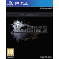 SQUARE ENIX - Final Fantasy XV - Day One - PS4