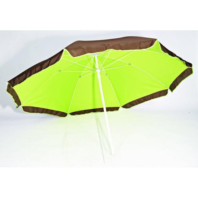 Sans marque Parasol Double Protection Anti-uv - 200 Cm