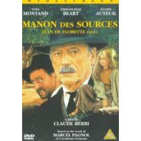 Pathe Distribution - Manon Des Sources IMPORT Dvd - Edition simple