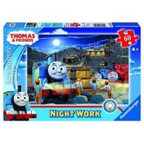 Thomas & Friends - Ravensburger 60-PIECE Night Work Glow-in-the-dark Jigsaw Puzzle