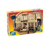 Topaz - 28240 - Jeu De Construction - Le Saloon Far West - 800 PiÈCES