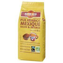 Alter Eco - Café mexique 100% arabica Bio 260g