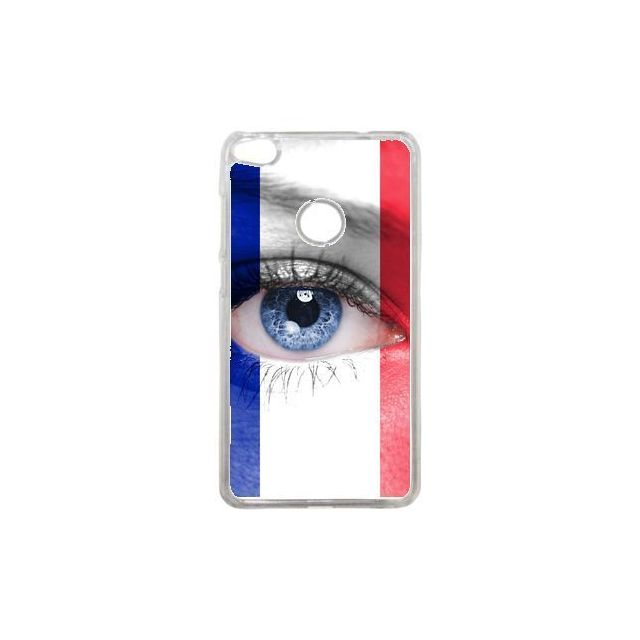 coque huawei p8 lite yeux