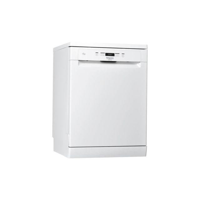 Hotpoint Hfc 3c26 F - Lave Vaisselle Posable - 14 Couverts - 46 Db - A++ - Larg 60 Cm - Moteur Induction