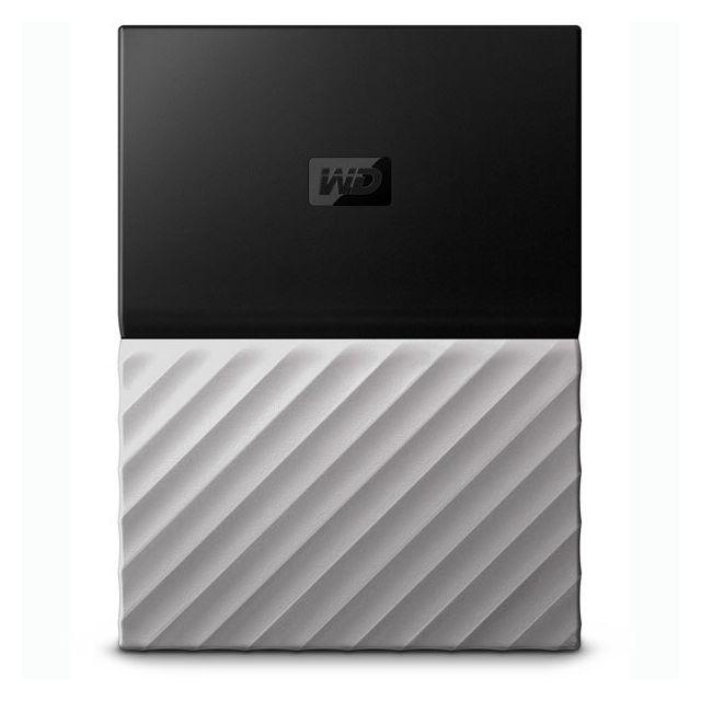 Western Digital Wd My Passport Ssd 512 Go - Noir argenté Le disque Ssd My Passport est une solution de stockage portable gage de transferts ultrarapides.La protection par mot de passe et le chiffrement matériel vous aident à sécuriser vos contenus.Facile