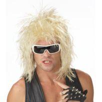 California costume - Perruque Rock'n Dude