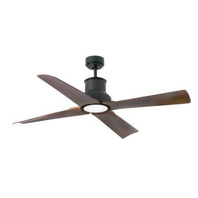 Faro Ventilateur de Plafond Winche 33481 Marron 33481