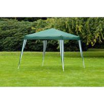 Barnum & Tonnelle - Tonnelle pliante, tente de jardin - Imperméable - Vert