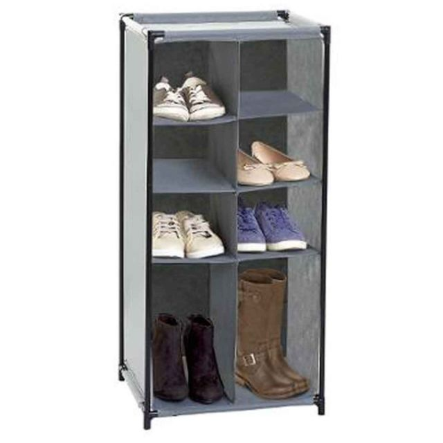 Armoire <strong>à</strong> <strong>chaussures</strong> 8 paires l 41 cm x p 36 cm x h 91 cm