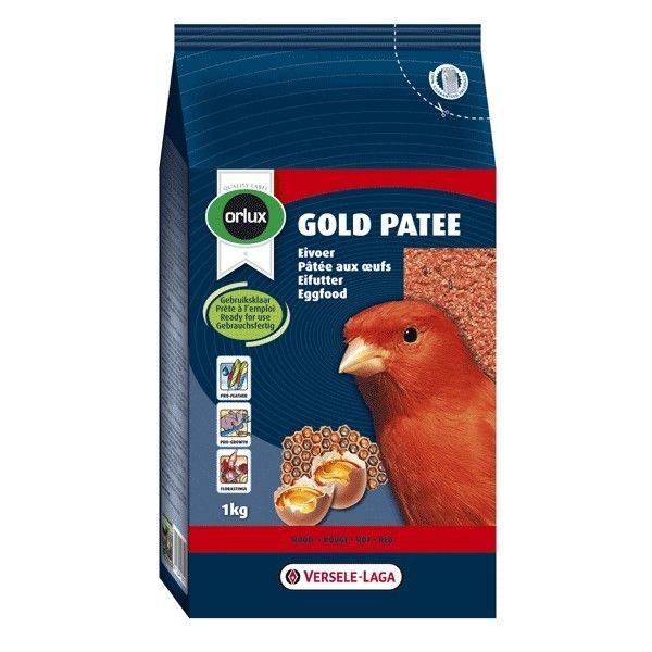 Divers Orlux Gold Patée Rouge 1Kg