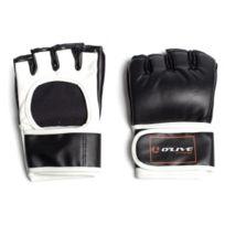 Olive - Gants de boxe O'LIVE légers Mma Boxing noir blanc