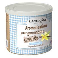 LAGRANGE - pot de 425g arome vanille pour yaourtière - 380310